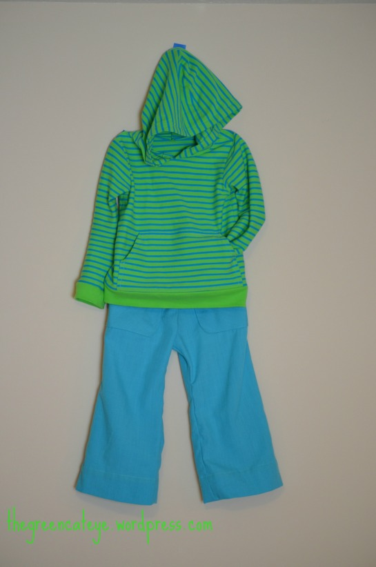 thegreencateye.com Jack Frost Hoodie and Pants